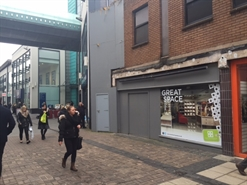 2,336 SF Shopping Centre Unit for Rent  |  Unit 24, George Street, Stamford Quarter, Altrincham, WA14 1RH