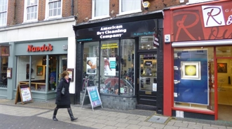 474 SF High Street Shop for Rent  |  25 Chequer Street, St Albans, AL1 3YJ