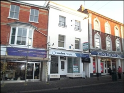 617 SF High Street Shop for Rent  |  12 Fore Street, Tiverton, EX16 6LH