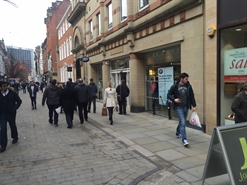 2,400 SF High Street Shop for Rent  |  39/43 King Street, Manchester, M2 7AT