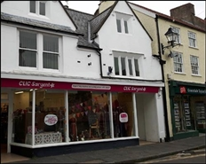 1,771 SF High Street Shop for Sale  |  76 High Street, Wells, BA5 2AJ