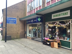 1,037 SF High Street Shop for Rent  |  41 Queen Street, Stoke-on-Trent, ST6 3EH