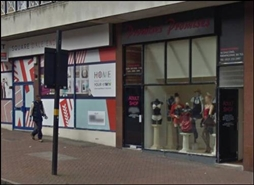 1,640 SF Shopping Centre Unit for Rent  |  56 Dale End, Birmingham, B4 7LS