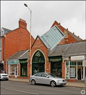 2,493 SF High Street Shop for Rent  |  Thai Emerald, Northampton, NN1 4EH