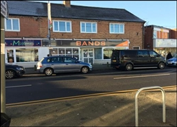 608 SF High Street Shop for Rent  |  60A Sandbach, Stoke On Trent, ST7 2LP