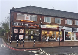 460 SF Shopping Centre Unit for Rent | 12 Newton Road, Great Barr, B43 6BN