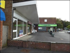 880 SF High Street Shop for Rent  |  37 Stubbington Green, Fareham, PO14 2LH