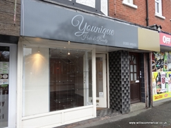 680 SF High Street Shop for Rent  |  215A Lower Blandford Road, Broadstone, BH18 8DN