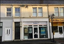 745 SF High Street Shop for Sale  |  3 Mount Charles Road, St Austell, PL25 3LB