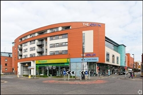 1,162 SF Shopping Centre Unit for Rent  |  Unit A5, The Atrium, Camberley, GU15 3PT