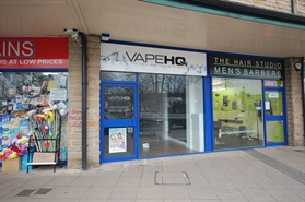 394 SF High Street Shop for Rent  |  7A Northgate Centre, Heckmondwike, WF16 9RL