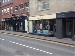 293 SF High Street Shop for Rent  |  30B High Street, Sutton Coldfield, B72 1UP