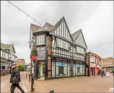 814 SF High Street Shop for Rent  |  64 High Street, Northwich, CW9 5BE