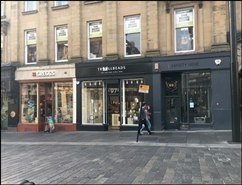 418 SF Shopping Centre Unit for Rent  |  Central Exchange, Newcastle Upon Tyne, NE1 6EG