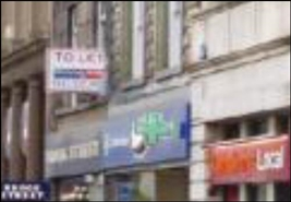 502 SF High Street Shop for Rent  |  42 Castle Street, Liverpool, L2 7LA
