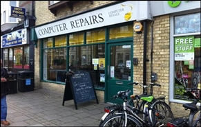 744 SF High Street Shop for Rent  |  4 Mill Road, Cambridge, CB1 2AD