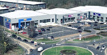 10,760 SF Retail Park Unit for Rent  |  1B Bradbeers Retail Park, Hedge End, SO30 2QY
