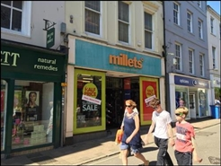 1,174 SF High Street Shop for Rent  |  91 High Street, Barnstaple, EX31 1HR