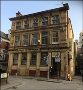 925 SF High Street Shop for Rent  |  5 - 7 Eberle Street, Liverpool, L2 2AG