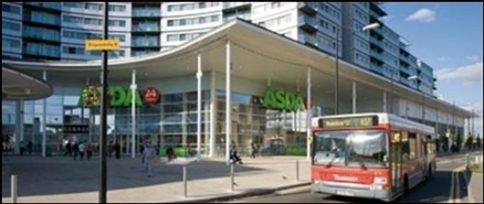 3,100 SF Shopping Centre Unit for Rent  |  Unit 3, Hounslow, TW3 1NE