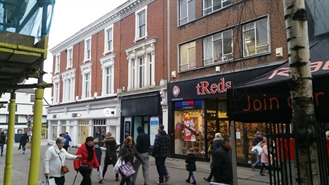 5,156 SF High Street Shop for Rent  |  7 Week Street, Maidstone, ME14 1QW