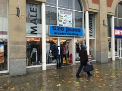 894 SF Shopping Centre Unit for Rent  |  Unit 3, Warrington Street, The Arcades, Ashton under Lyne, OL6 7JE