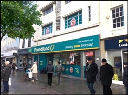3,284 SF High Street Shop for Rent  |  10 Frenchgate, Doncaster, DN1 1QQ