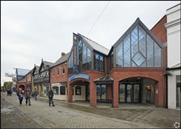 1,458 SF Shopping Centre Unit for Rent  |  Unit 12, Prescot Shopping Centre, Prescot, L34 5GA