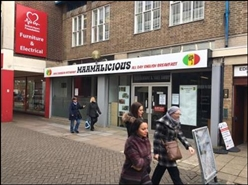 1,683 SF Shopping Centre Unit for Rent  |  3 - 5 Corporation Street, Corby, NN17 1NG