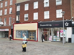 3,246 SF High Street Shop for Rent  |  9 Market Place, Gainsborough, DN21 2BP
