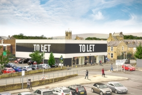 7,099 SF Retail Park Unit for Rent  |  Adlington House, Burnley Retail Park, Burnley, BB11 2DW