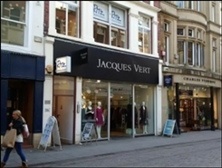 1,404 SF High Street Shop for Rent  |  34 King Street, Manchester, M2 6AZ