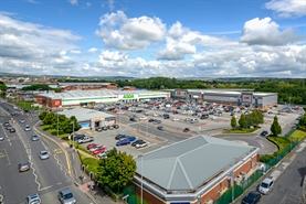 7,454 SF Retail Park Unit for Rent  |  Unit 2C Burnden Retail Park, Bolton, BL3 2NE