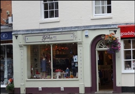 750 SF High Street Shop for Rent  |  49 High Street, Wimborne, BH21 1HS