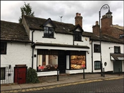 507 SF High Street Shop for Rent  |  Former Co-Op, Prestbury, SK10 4HP