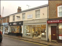 684 SF High Street Shop for Rent  |  14A Spittal, Marlow, SL7 1DB