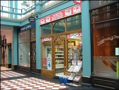 Shopping Centre Unit for Sale  |  6 Great Western Arcade, Birmingham, B2 5HU