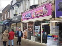 841 SF High Street Shop for Rent  |  110 High Street, Ruislip, HA4 8LS