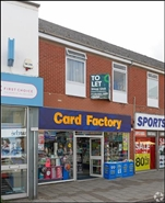 1,797 SF High Street Shop for Rent  |  27A Bridge Place, Worksop, S80 1DT