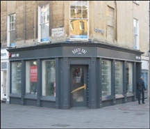 632 SF High Street Shop for Rent  |  14 New Bond Street, Bath, BA1 1BE