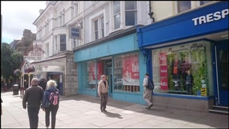 1,393 SF High Street Shop for Rent  |  50 Mostyn Street, Llandudno, LL30 2RP