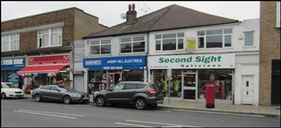 1,398 SF High Street Shop for Rent  |  83 Welling High Street, Welling, DA16 1TU