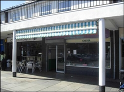 744 SF High Street Shop for Rent  |  Unit 6, St Thomas Centre, Exeter, EX4 1DG