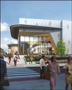 3,692 SF High Street Shop for Rent | The Deck At The Lexicon, Bracknell, RG12 1DW