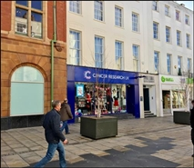 985 SF High Street Shop for Rent  |  32 Cambray Place, Cheltenham, GL50 1JP