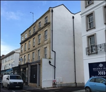 330 SF High Street Shop for Rent  |  45 Winchcombe Street, Cheltenham, GL52 2NE