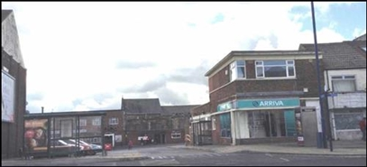 2,012 SF High Street Shop for Rent | Former Arriva Bus Station, Redcar, TS10 3AW