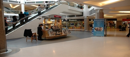 94 SF Shopping Centre Unit for Rent  |  Ground Floor Kiosk, Romford, RM1 3EE