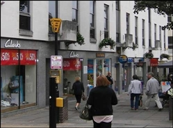 1,001 SF High Street Shop for Rent  |  79 Parade, Leamington Spa, CV32 4AY
