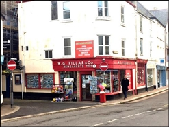 830 SF High Street Shop for Rent  |  1 Lower Street, Dartmouth, TQ6 9AJ